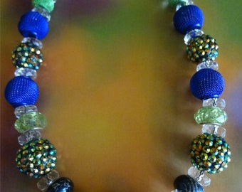 Dreamscape Beaded Necklace   Jewelry   Beaded Jewelry T1034