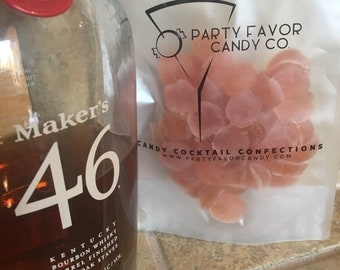 Old Fashion, Bourbon Candy, graduation, Bourbon Gifts, fathers day,Cherry Candy, Bourbon Lover Gift, Whiskey, Gift for Dad, Gift for Husband