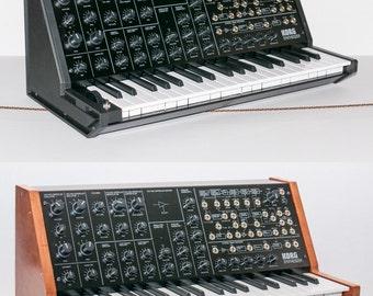 Synthesizer Side Panel Upgrade