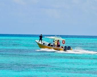 Mexico penga boat