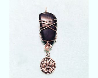 Black Tourmaline, Healing, Clears Negative Energy, Encourages Positive Attitude, Strengthens Immune System