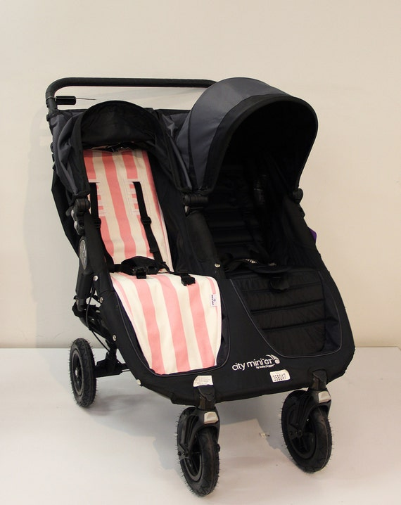 BABY JOGGER City Mini GT Double Custom Cotton Stroller Pram