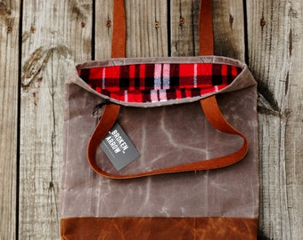 Coffeehouse Tote