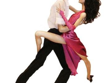 Tango/postcards dance/ dance/ dolls dance