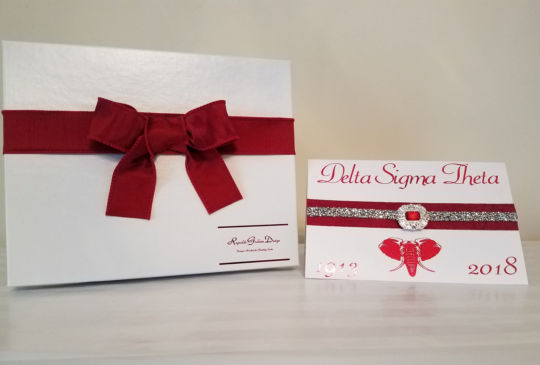 Delta Sigma Theta Elegant Boutique Package