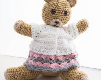 Blankie bear