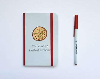 """Notebook """"Pizza World"""" / notebook with elastic """"Pizza World"""""""