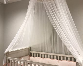 Baby Crib or Toddler room Canopy