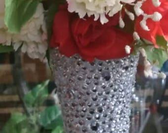 Glamorous flower centerpiece
