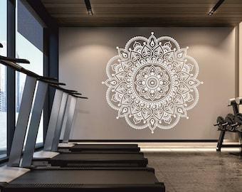 Quick View More Colours Mandala Wall Decal Spiritual Buddhism Mural
