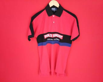 vintage ralph lauren polo medium mens shirt