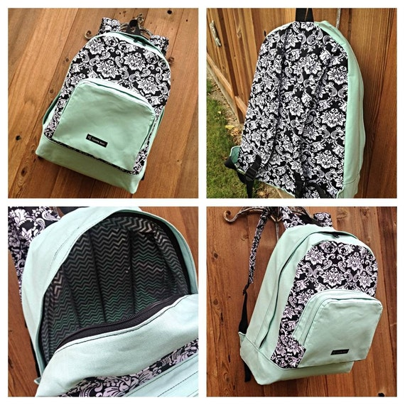 The Back to Campus Backpack PDF pattern