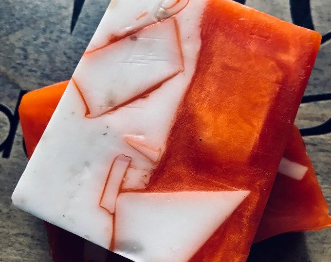 Patchouli Orange Soap