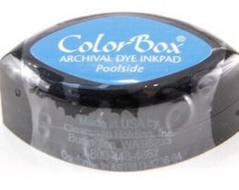 ColorBox Cat's Eye Dye Ink Pad - Poolside