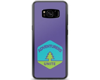 Adventurers Unite Samsung Galaxy Phone Case