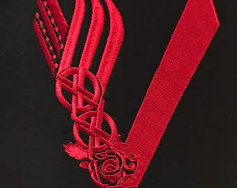 Handmade Apron, Viking Logo