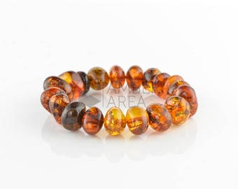Baltic Amber Bracelet Adults // 7265