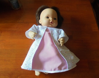 "Fits dolls 12-14 inch ""Cool summer night"""