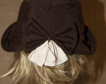 Hat woman 61 cm handmade France