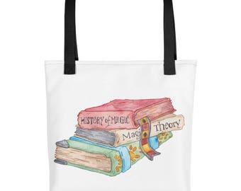 Magic Books Tote bag