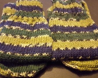Gorgeous Knitted Socks (Women's UK Size 4-7)