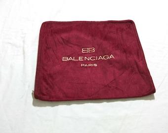 Vintage 90s Balenciaga Mini Pillowcase