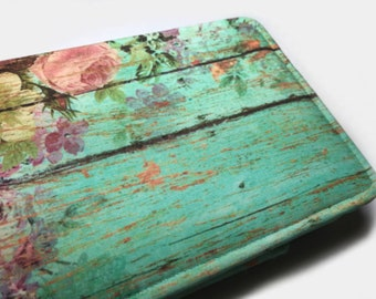 Shabby Floral kindle paperwhite case kindle case kindle cover kindle paperwhite cover