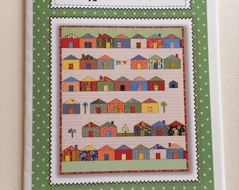 "Little House Quilt pattern - Sandy Klop for American Jane Patterns - 37"" x 43"""