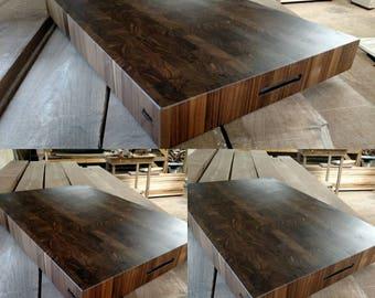 Custom Cutting Board Walnut End Grain Butcher Block