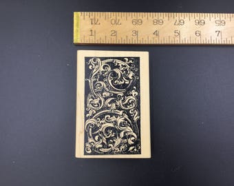Vintage, A Stamp in the Hand Co. rubber stamp
