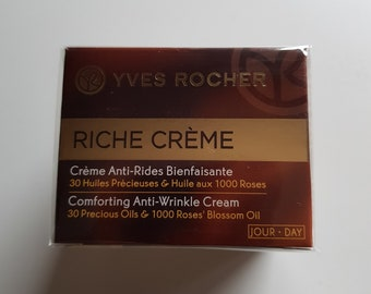 cream anti wrinkle Yves Rocher - anti wrinkle cream Yves Rocher
