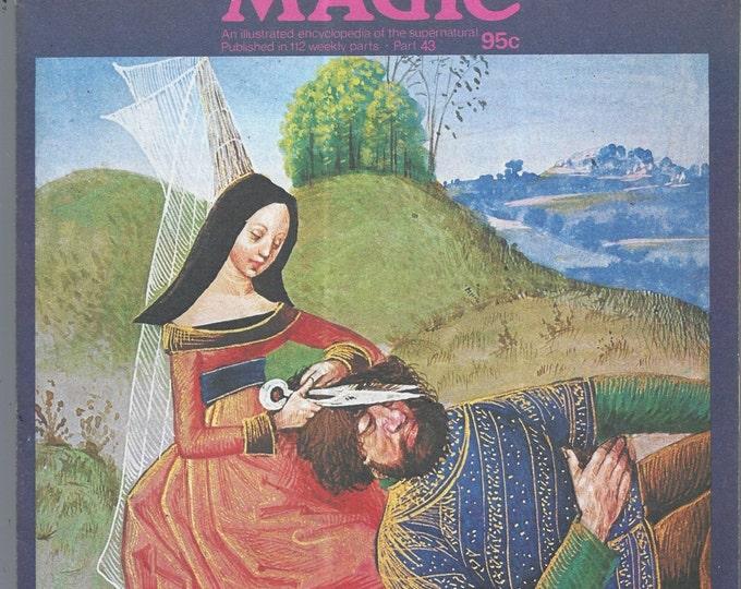 Man, Myth and Magic Part 43 Magazine by Richard Cavendish 1970