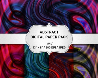 Abstract Digital Paper, Abstract Backgrounds, Digital Backgrounds, Web Backgrounds, Blog Backgrounds
