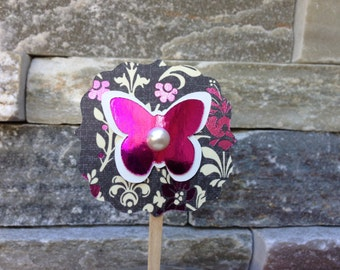 SALE!!! Butterfly Cupcake Topper (Set of 12)