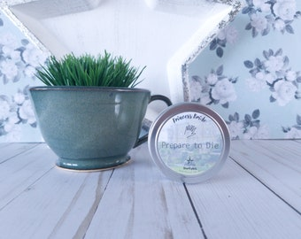 Prepare to Die | 4 oz Candle | The Princess Bride | Floating Starlights