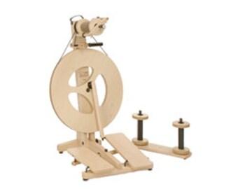 Louet Victoria S95 Double Treadle Spinning Wheel, Spinning Wheel, Spinning Wheels, Louet Spinning Wheels, Double Treadle Spinning Wheel,