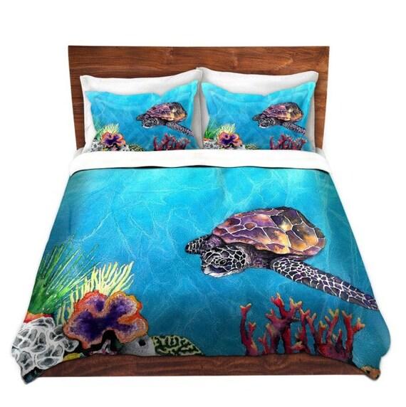 Turtle Soft Bedding Queen Size