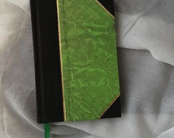 Fancy leather bound Blank Journal