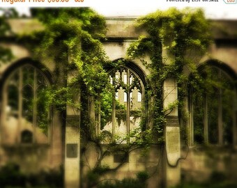 "London Photography, London art print, large photography - ""Enchanted London"""