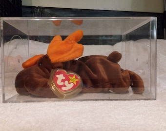 Chocolate the Moose Ty Beanie Baby MINT W/TAGS
