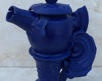 teapot sculptural original save 25 dollars