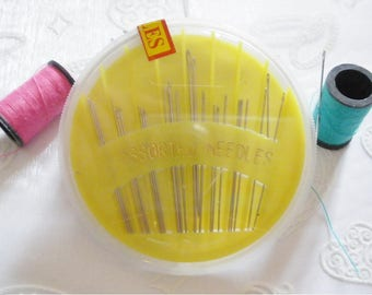 24 hand sewing needles