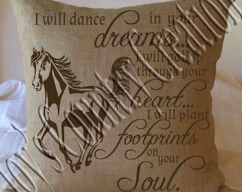 I will dance in your dreams horse  SVG PNG JPEG