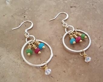 Shimmy Dangle Earrings- 3 Color Stories