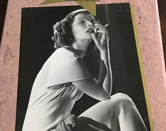 Katharine  Hepburn Hardcover Book By Jessica Hodge