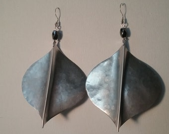 Modern Aluminum Earrings