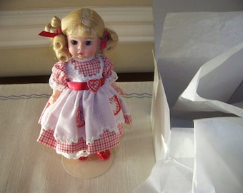 Love  notes for Grandma Madame Alexander 8 inch doll
