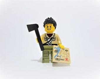 Custom Boy Scout Minifigure