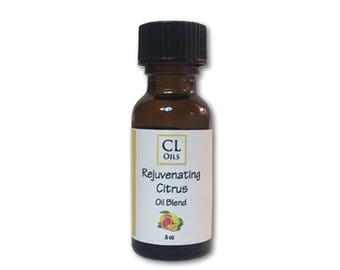Rejuvenating Citrus Oil Blend