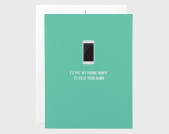 Funny Phone Card | Funny Love Card | Funny Anniversary Card